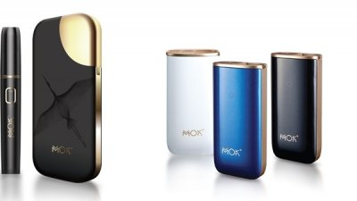 [VAPE KOREA EXPO 2019] 'MOK' 궐련형 전자담배 디바이스 소개