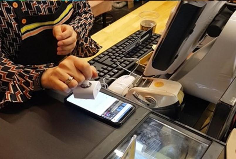 원투씨엠, 카카오톡 기반의 스탬프 적립 서비스 '현대백화점 충청점'에서 실시