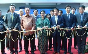 종근당, 인도네시아 항암제 공장 준공…글로벌 진출 가속화