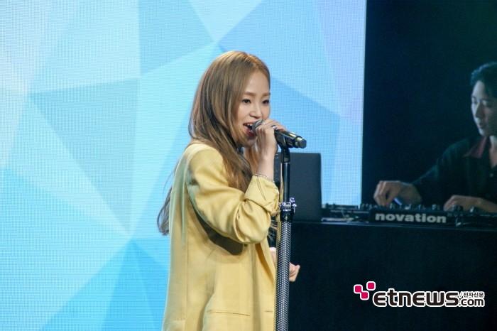 11일 서울 강남구 일지아트홀에서는 솔로뮤지션 애런(ARRAN) 데뷔앨범 'PUZZLE 9 PIECES(퍼즐 나인 피시즈) 발매기념 쇼케이스가 열렸다.
