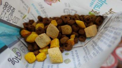이너프코리아, 자연의 먹거리를 닮은 반려 식품 브랜드 '내츄럴큐브' 소개