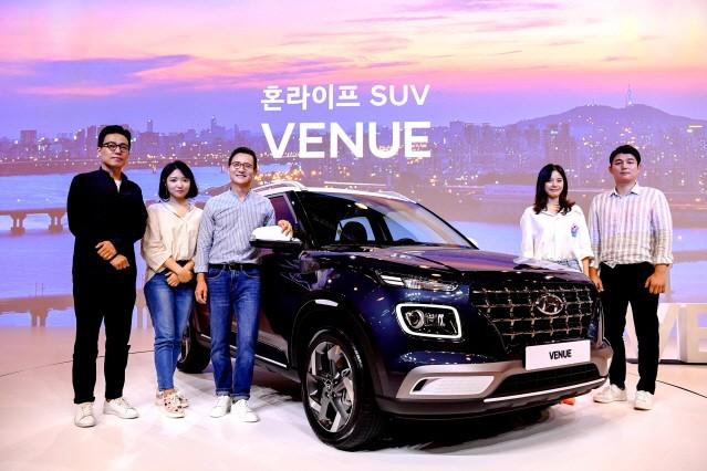 [시승기] 젊은이들의 꿈을 담은 차, 현대차 베뉴