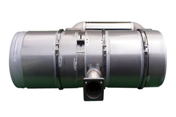 ILJIN Composites' diesel particulate filter