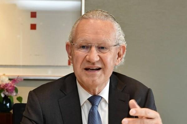 CEO Aart de Geus of Synopsys