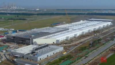 상하이서 생산한 테슬라 '모델3' 9월에 나온다
