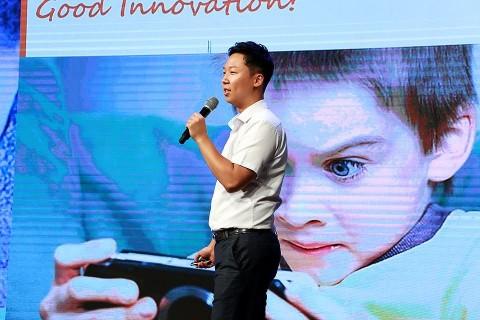 굿 이노베이션을 제시하다, 소셜 에너지 핀테크 플랫폼 에너지엑스