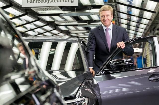 BMW 그룹, 신임 회장에 올리버 집세 선임