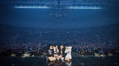 블랙핑크, '2018 서울 콘서트 DVD' 예판진행…내달8일 정발, 포토북·엽서 등 구성