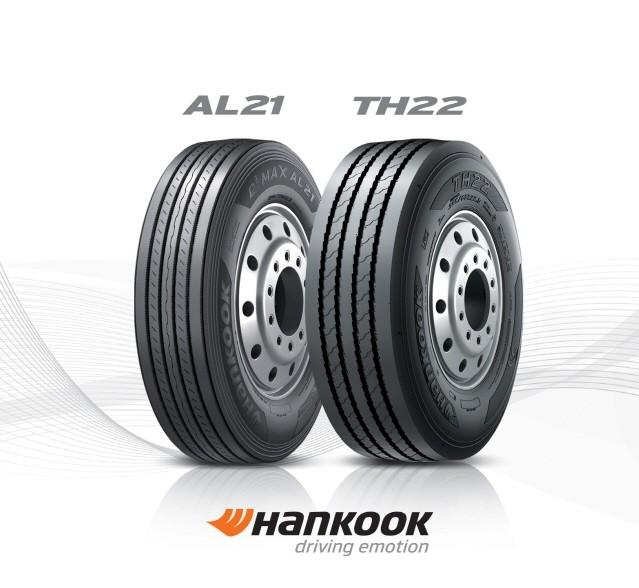 한국타이어, 캐나다 '챌린저 모터 프레이트'에 타이어 공급