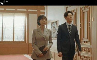[ET-ENT 드라마] '60일, 지정생존자'(8-1) 최윤영과 이무생의 대화 또한 강한 암시인가?