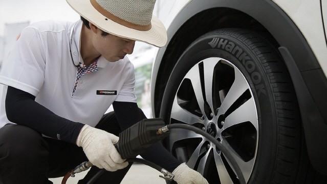 한국타이어, 27일까지 고속도로 안전점검 서비스 펼친다