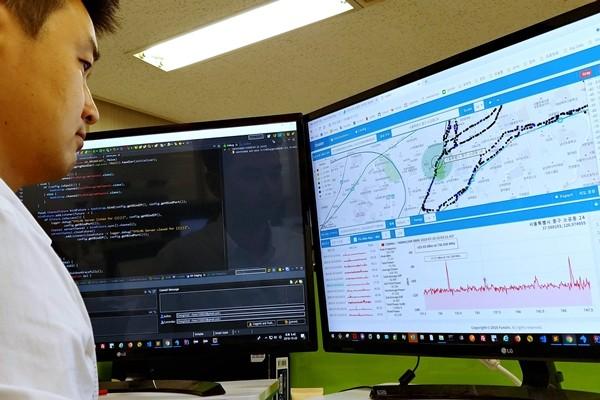 [IoT Korea 2019] 펀진, 자동차용 비전 컴퓨터 솔루션 'Fusion', 5G 무선망 품질 분석 솔루션 'Ocelot 5G' 소개