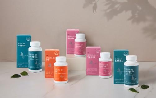 한의약 기업 씨와이, 건강기능식품 브랜드 '더한' 런칭