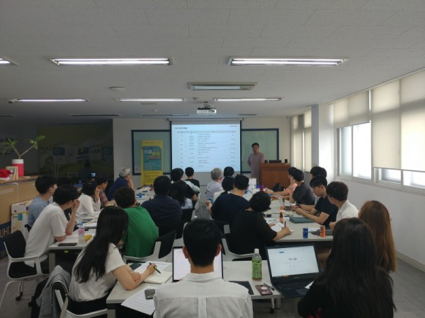 경제 활성화 도모하는 SNK-VITAMIN센터, '지역문제 해결 위한 소셜벤처교육' 진행