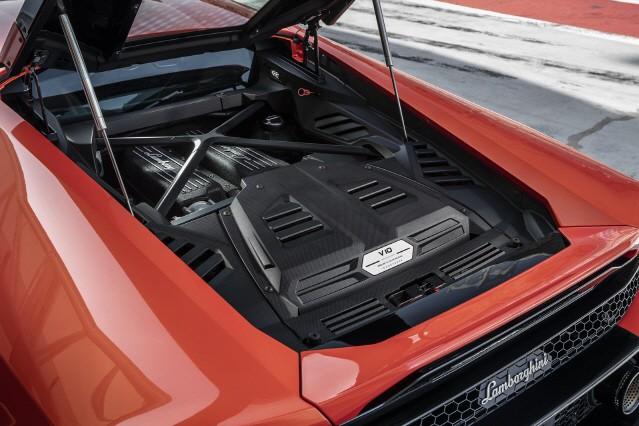 람보르기니, V10 슈퍼 스포츠카 '우라칸 에보' 출시