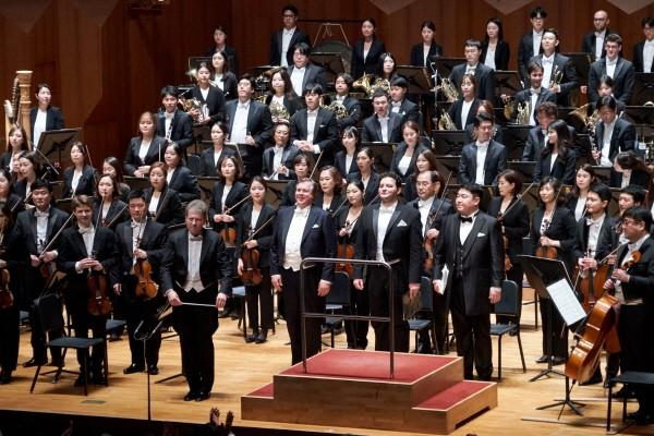 KBS교향악단 제744회 정기연주회 '구레의 노래' 공연사진. 사진=KBS교향악단 제공
