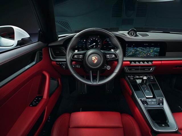 포르쉐, 신형 911 카레라 쿠페·카브리올레 공개