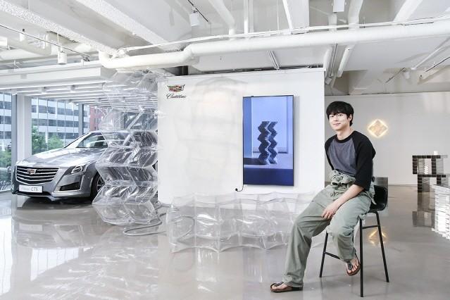 캐딜락, 아티스트 김충재와 '캐딜락오브제' 창작 및 전시