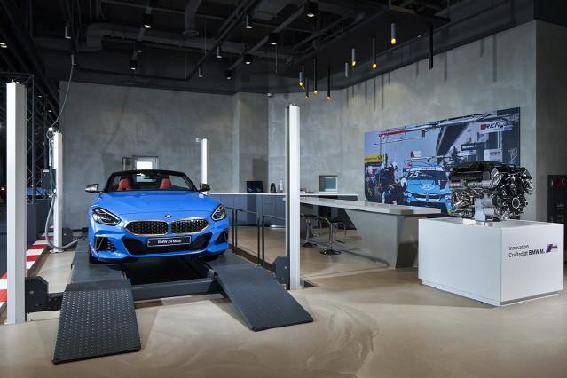 BMW 동성모터스, 해운대 전시장에 M 퍼포먼스 스튜디오 오픈