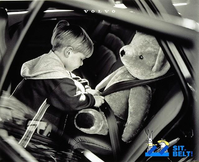 볼보자동차코리아, 전 좌석 안전벨트 착용 캠페인 전개