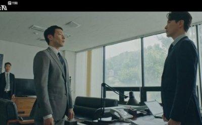 [ET-ENT 드라마] '60일, 지정생존자'(11) 권한대행의 권한대행! VIP 세력과 오영석의 갈등?