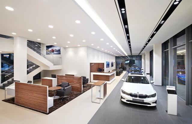 BMW 삼천리 모터스, 동탄 전시장 신규 오픈