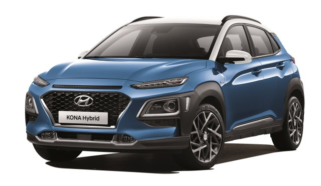 현대차, 코나 하이브리드 출시…SUV 라인업 보강