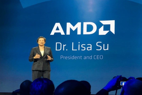 CEO Lisa Su of AMD