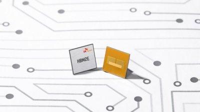 SK하이닉스가 초고속 데이터 처리가 가능한 차세대 D램 'HBM2E' 개발에 성공했다. 기존 D램과 비교해 데이터 처리 속도가 혁신적으로 높아졌으며, 이전 HBM2 규격의 D램 대비해도 처리속도가 50% 높아졌다.