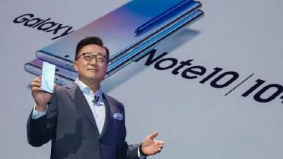 LG화학, 삼성 갤럭시노트10에 배터리 공급…양사 협력 확대 주목