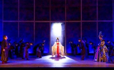 [ET-ENT 오페라] '투란도트'(7) 자기대상이 없는 투란도트의 불안감! 칼라프는 류의 이상화 자기대상!