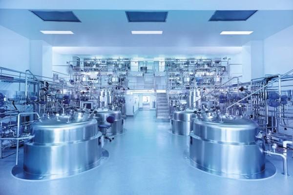 Celltrion's Bioreactor Hall