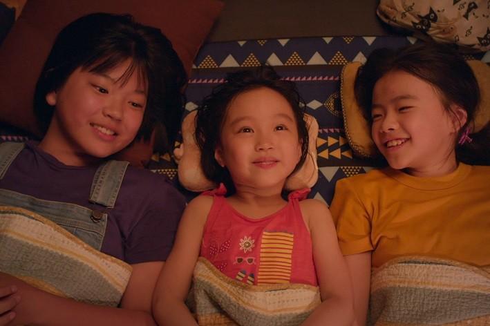 아이들의 시선에서 '가족'이라는 주제를 다룬 영화 '우리집'이 22일 개봉했다. (사진 = 롯데시네마 아르떼)
