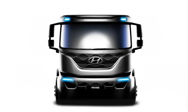 현대차 새 준대형 트럭 '파비스', 이렇게 나온다