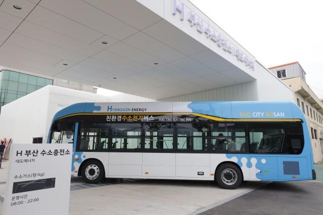 현대차, 수소전기버스 보급 적극 나서