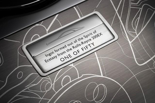 롤스로이스, 50대 한정 '고스트 제니스 컬렉션' 선보여