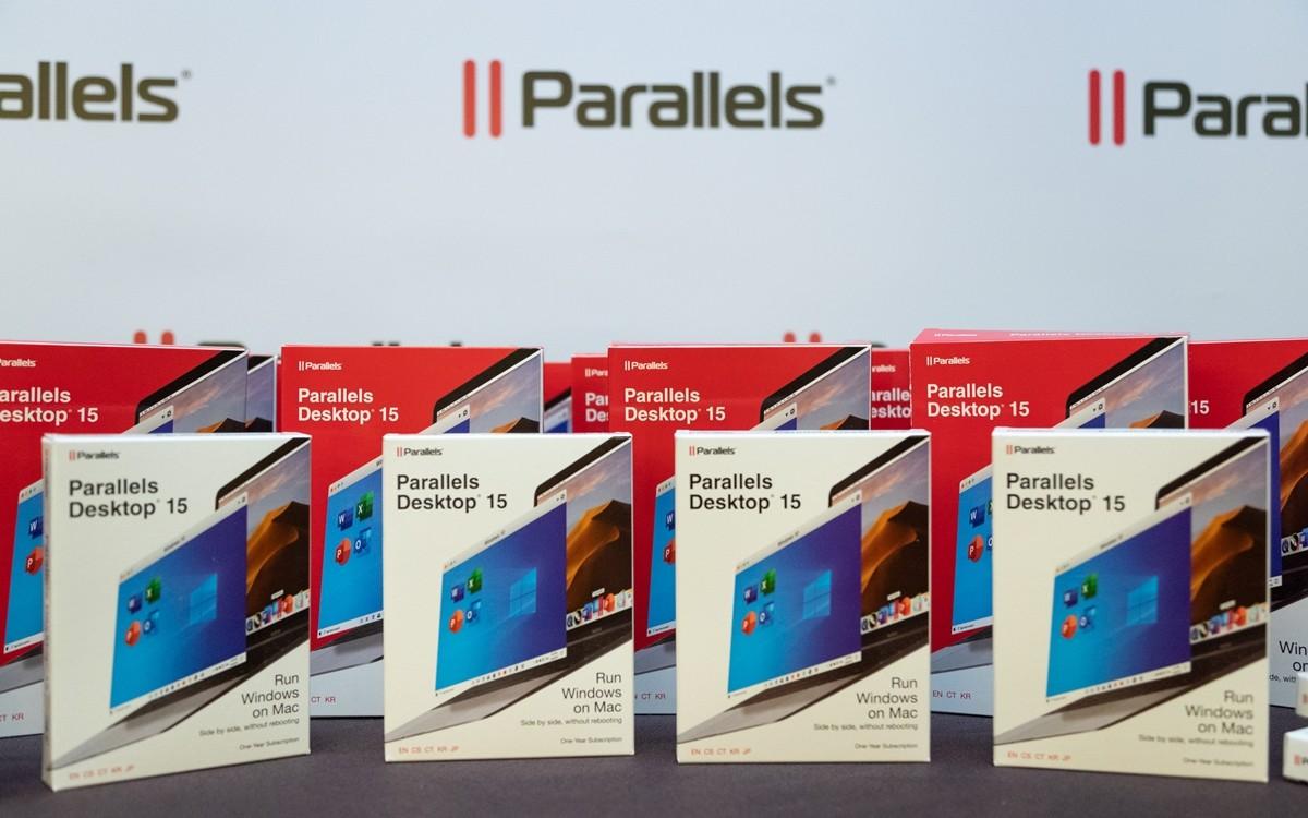 애플 메탈(Apple Metal) API를 지원하는 패러렐즈 데스크톱 15(Parallels Desktop 15 for Mac) 제품군, 사진제공=패러렐즈