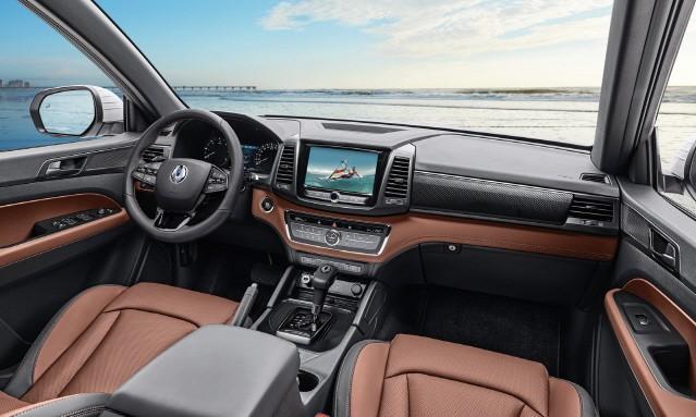 쌍용자동차, 2020년형 G4 렉스턴&렉스턴 스포츠 시판
