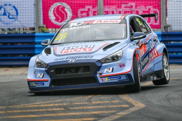 현대차 i30 N TCR, 2019 TCR 아시아 시리즈 종합우승