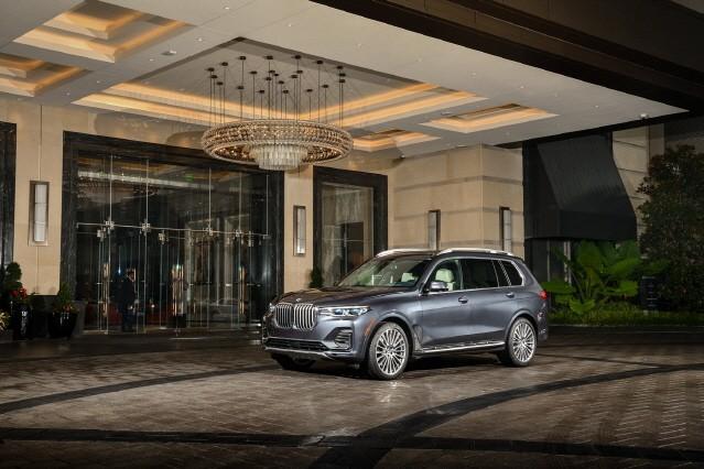 BMW, 뉴 X7 가솔린 모델 출시…럭셔리 부문 최초