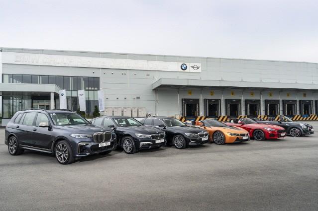 BMW그룹, 8월 수입차 판매서 벤츠 턱밑까지 추격