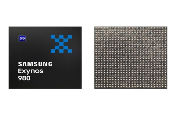 Samsung Electronics Develops Exynos 980