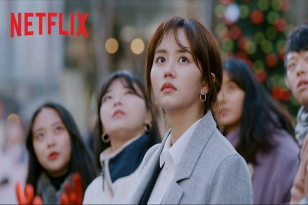 Netflix's drama 'Love Alarm' based on a webtoon