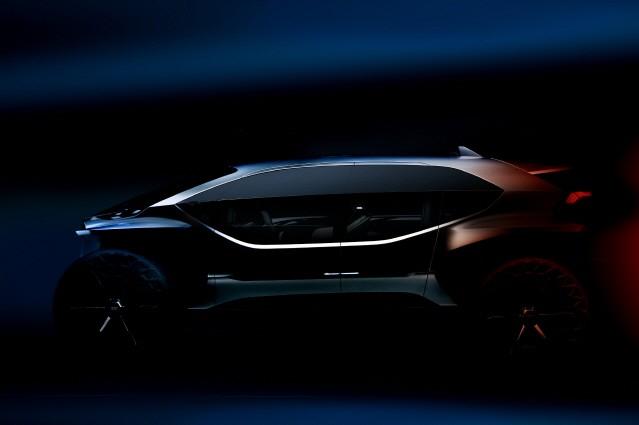 아우디, 프랑크푸르트 모터쇼서 'AI:트레일' · '뉴 RS 7 스포트백' 공개