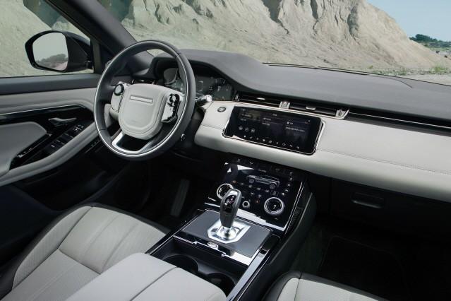 [임의택의 車車車] 상류층의 품격, 레인지로버 올 뉴 이보크