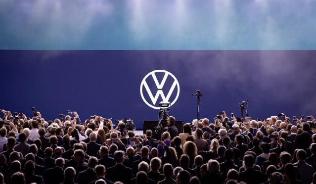 폭스바겐, 프랑크푸르트모터쇼서 새 브랜드 디자인·로고 공개