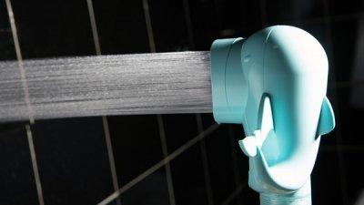 베베시아, '돌고래 필터 아기 샤워기' 2중 필터 업그레이드 버전 출시