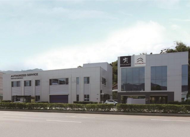 푸조·시트로엥 강남 서비스센터, 수도권 최대 규모로 새단장
