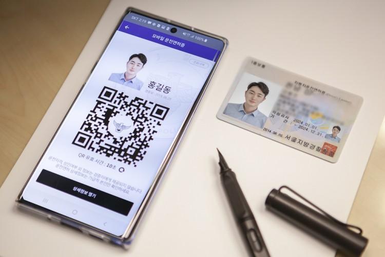 통신3사는 본인인증 앱 '패스(PASS)' 기반의 모바일 운전면허 확인 서비스를 개발하기 위한 ICT 규제 샌드박스 임시허가를 취득하고 경찰청, 도로교통공단과 함께 서비스 개발을 위한 협약을 체결했다고 2일 밝혔다. [사진=SK텔레콤, KT, LG유플러스]