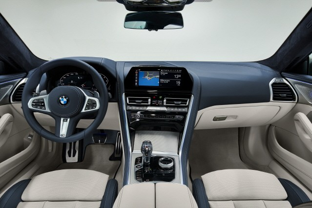 BMW, 자사 최강 스포츠카 '뉴 8시리즈' 시판